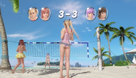 DEAD OR ALIVE Xtreme 3 Fortune 基本無料版_20160518165039_R