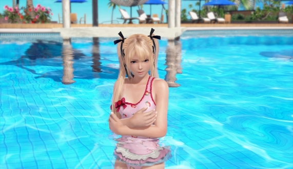 DEAD OR ALIVE Xtreme 3 Fortune 基本無料版_20160520183208_R