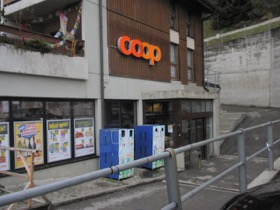 スイス2大スーパー