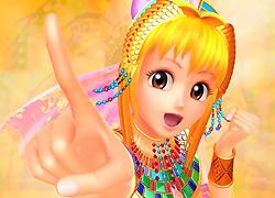 パチンコ「CR ギンギラパラダイス クジラッキーと砂漠の国」で使用されている歌と曲の紹介。「Go!Go! SEA STORY / マリン」