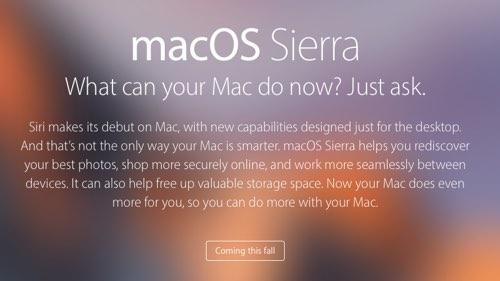 macOS Sierra0614