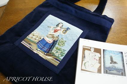 160604刺繍と現展作品