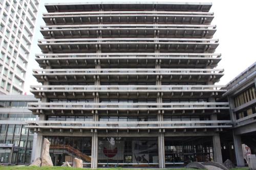 0021:香川県庁舎 旧館全景
