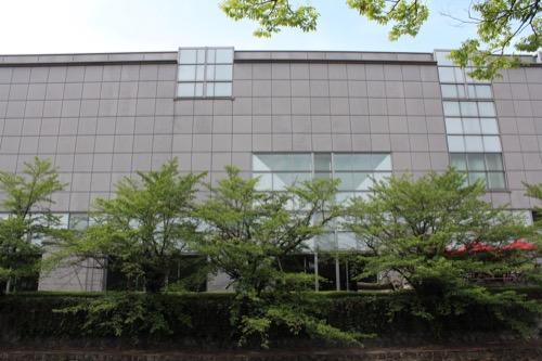 0054:京都国立近代美術館 琵琶湖疏水側から②