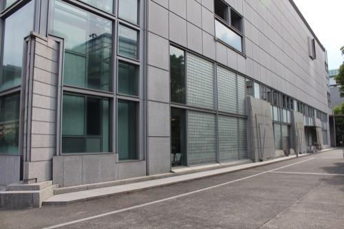 0054:京都国立近代美術館 北側外観ディティール①