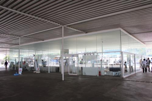 0066:海の駅なおしま ターミナルホール①