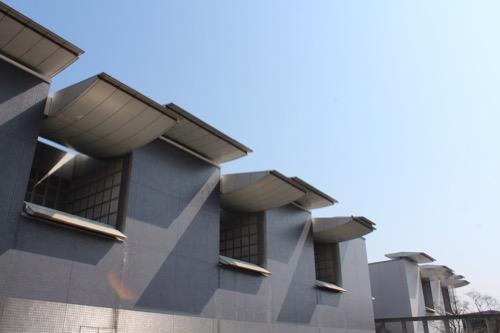 0080:和歌山県立近代美術館 西側外観