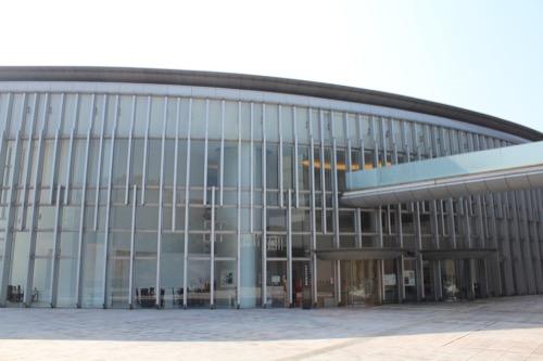 0081:和歌山県立博物館 メイン