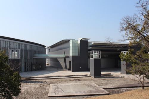 0081:和歌山県立博物館 美術館との位置関係