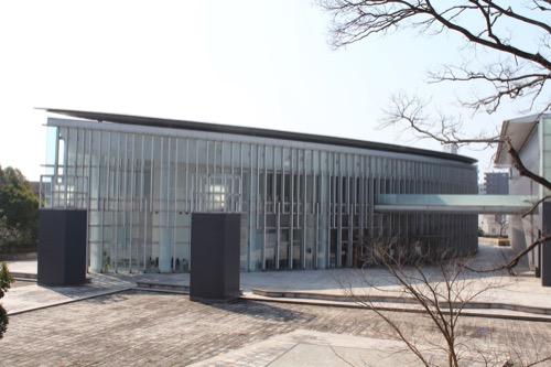 0081:和歌山県立博物館 全体外観