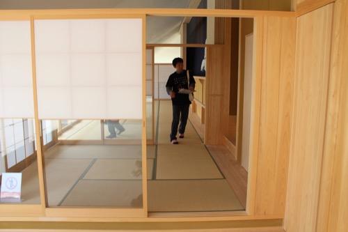 0083:直島ホール 南側ホールへの扉