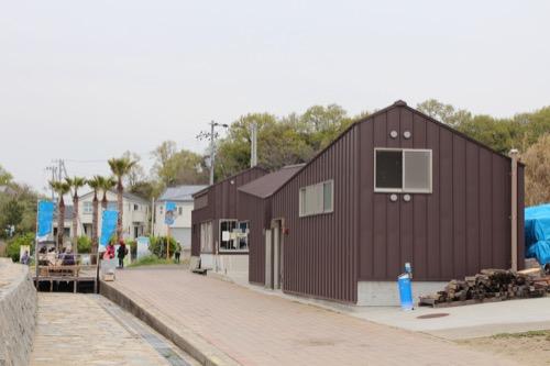 0084:沙弥島・西ノ浜の家 メイン