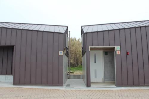 0084:沙弥島・西ノ浜の家 トイレ