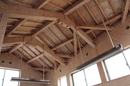 0084:沙弥島・西ノ浜の家 内部構造