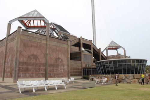 0085:瀬戸大橋記念館 北側外観