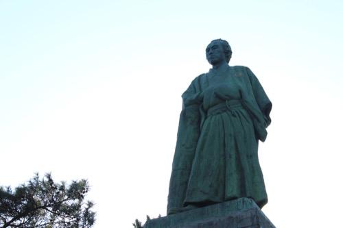 0090:高知県立坂本龍馬記念館 龍馬像