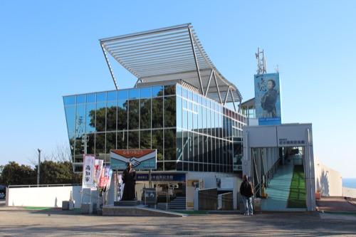 0090:高知県立坂本龍馬記念館 西外観①