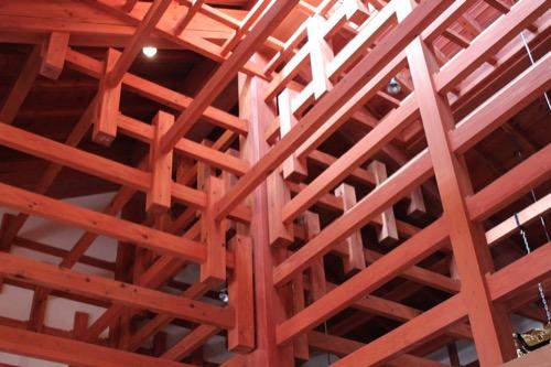 0091:稱名寺本堂 構造①