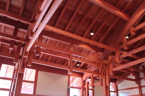0091:稱名寺本堂 構造②