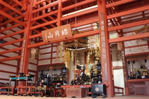 0091:稱名寺本堂 仏殿を斜めから