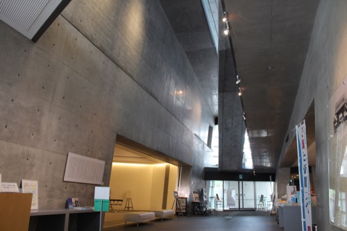0092:坂の上の雲ミュージアム エントランス