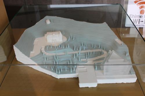 0092:坂の上の雲ミュージアム 建築模型