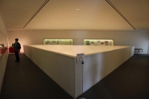 0092:坂の上の雲ミュージアム ホール空間