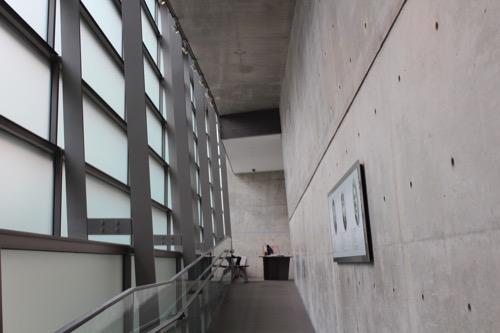 0092:坂の上の雲ミュージアム 廊下