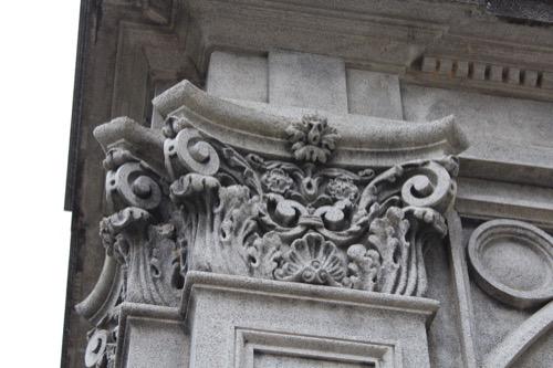 0093:萬翠荘 細やかな石装飾
