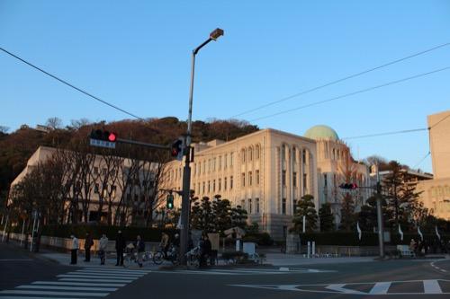 0094:愛媛県庁舎 西側から見る
