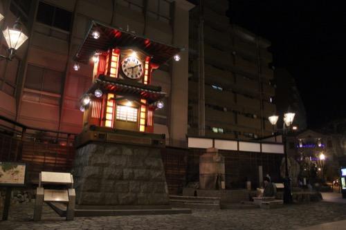 0095:道後温泉本館 坊ちゃんからくり時計