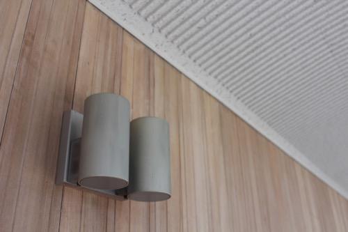 0096:伊丹十三記念館 回廊の照明デザイン