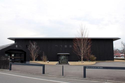 0096:伊丹十三記念館 正面外観
