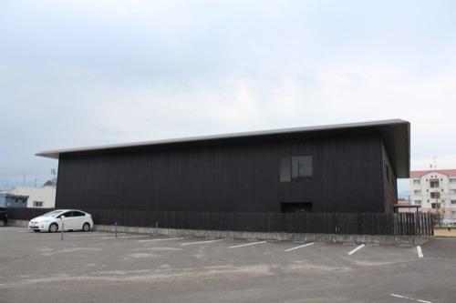 0096:伊丹十三記念館 別方向からの外観