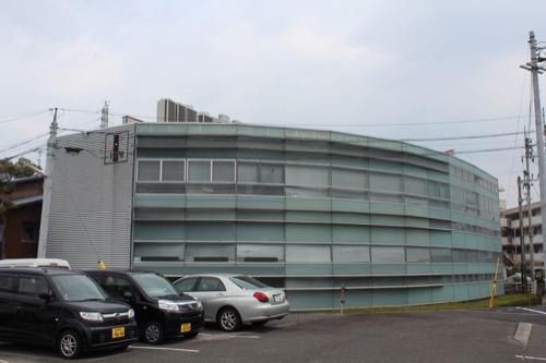 0097:松山ITM本社ビル 外観全景
