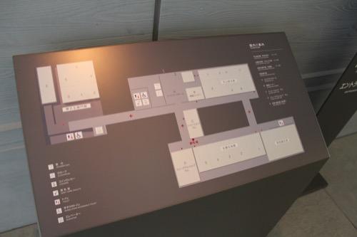 0098:佐川美術館 案内図