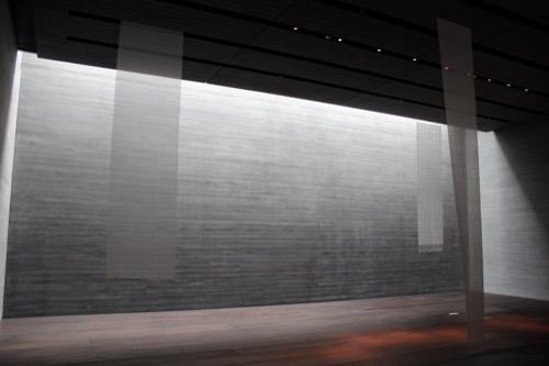 0098:佐川美術館 楽吉左衛門館②