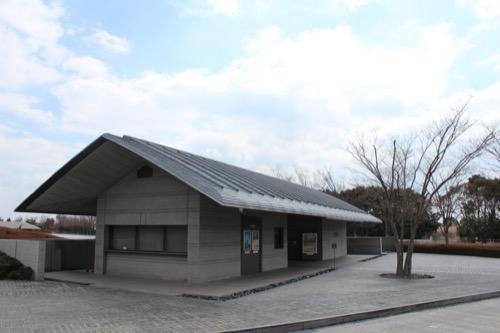 0098:佐川美術館 チケット棟①