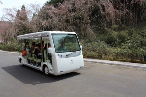 0099:MIHOMUSEUM 電動自動車