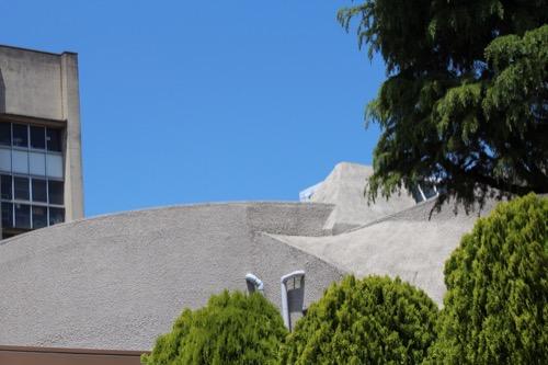 0103:日本基督教団南大阪教会 礼拝堂外観②