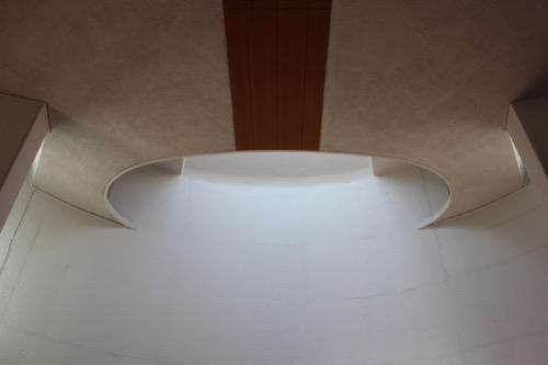 0103:日本基督教団南大阪教会 祭壇上部
