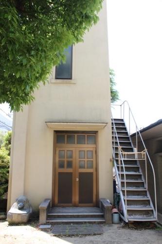 0103:日本基督教団南大阪教会 塔屋③