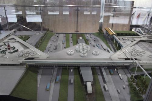 0107:EXPO'70パビリオン 万博模型補足