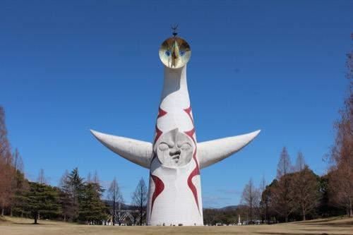 0107:EXPO'70パビリオン 太陽の塔