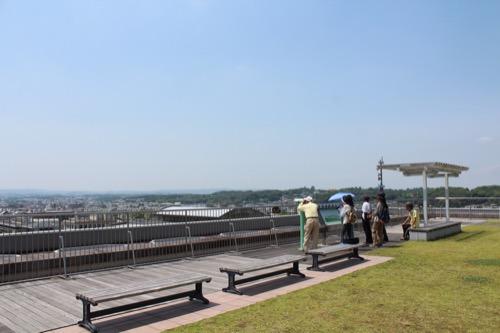 0110:奈良県庁舎 屋上③