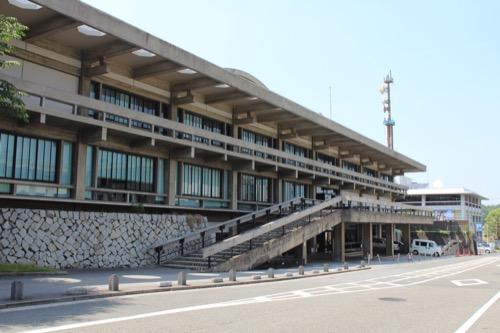 0111:奈良県文化会館 東側外観②