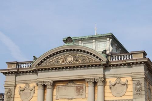 0113:奈良国立博物館 旧本館裏面④