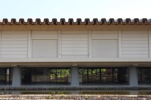 0113:奈良国立博物館 新館外観③