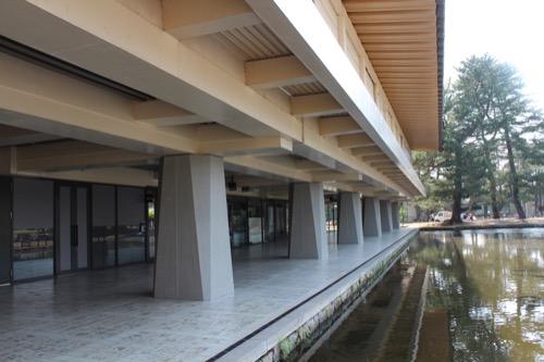 0113:奈良国立博物館 新館外観⑤