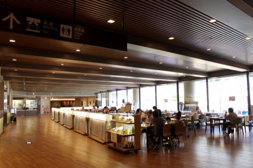 0113:奈良国立博物館 地下回廊①